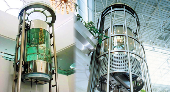 آسانسور فنی روملس، گیربکس، گیرلس، آسانسور هیدرولیک