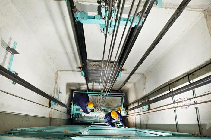 خدمات مشاوره تعمیرات و نگهداری، نصب و راه اندازی انواع آسانسور و بالابر