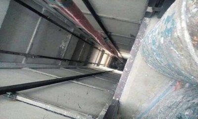 مرگ تعمیرکار آسانسور در ساختمان مرکزی هلال احمر