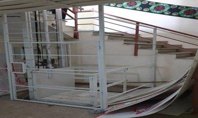 تجهیز 12 ساختمان اداری به آسانسور و بالابر ویژه افراد کم توان در سطح منطقه 19
