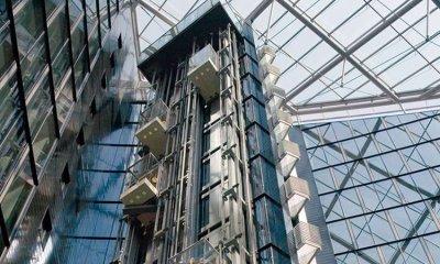 آیا سقوط آسانسور امکان پذیر است؟