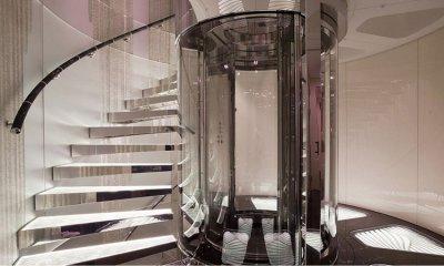 آسانسور پنوماتیک یا آسانسور خلاء
