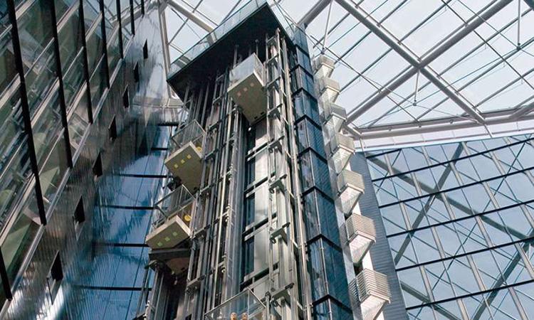 نحوه محاسبه تعداد و ظرفیت آسانسور